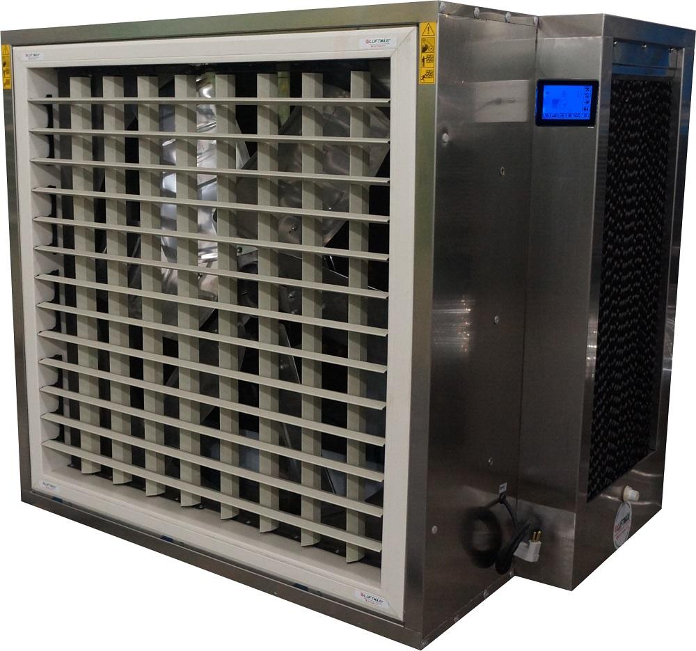 Climatizador Evaporativo - LF32500 - Parede - INOX