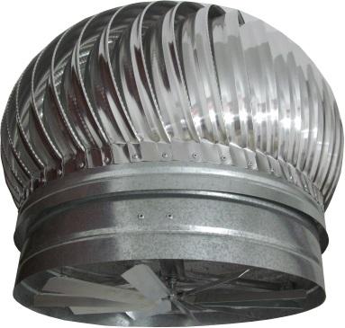 Exaustor Eólico - LM-60 Master Turbo
