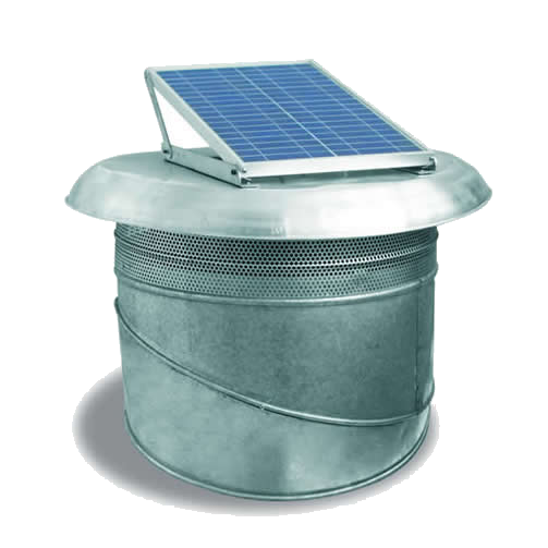 Exaustor Solar