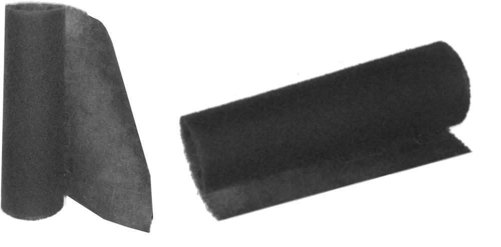 Filtro de Manta de Carvão Ativado