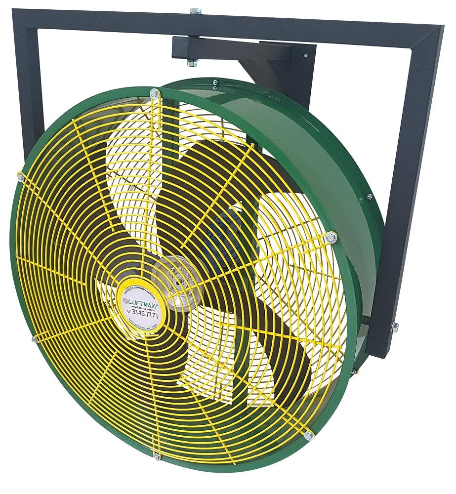 Ventilador Axial Industrial VL800 - T6 | Parede