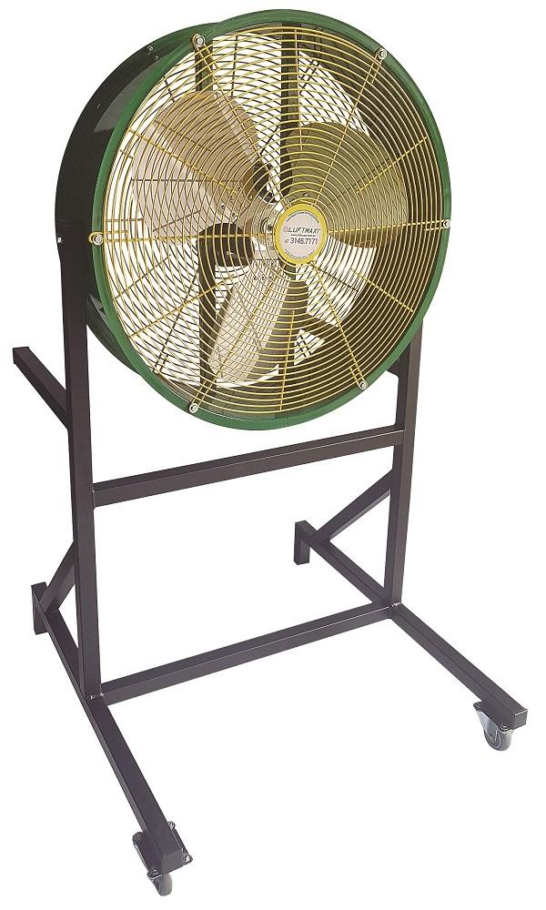 Ventilador Axial Industrial VL830 - T4 | Suporte Móvel