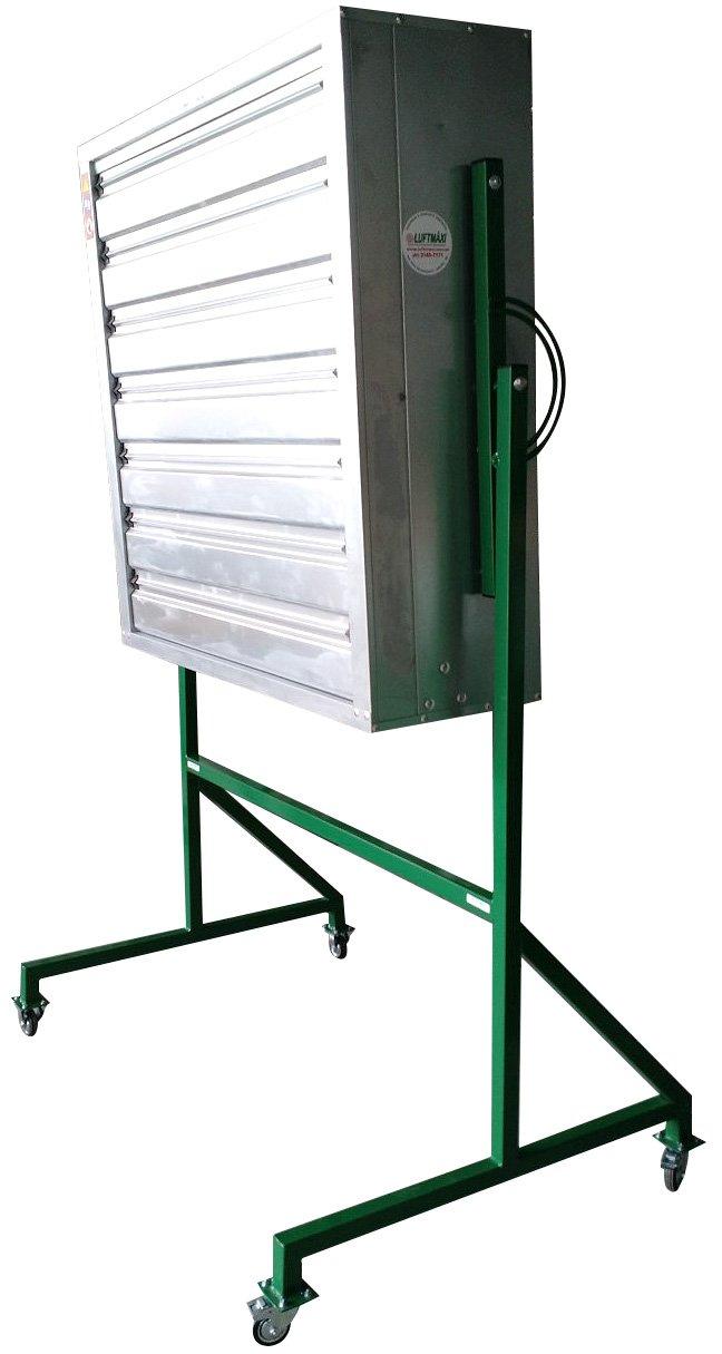 Ventilador Axial Quadrado - Portátil