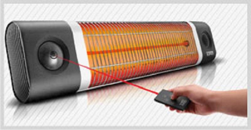 Aquecedores Elétricos - Linha Residencial - Modelo LUFT1500