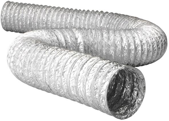 Duto Flexível Aluminio