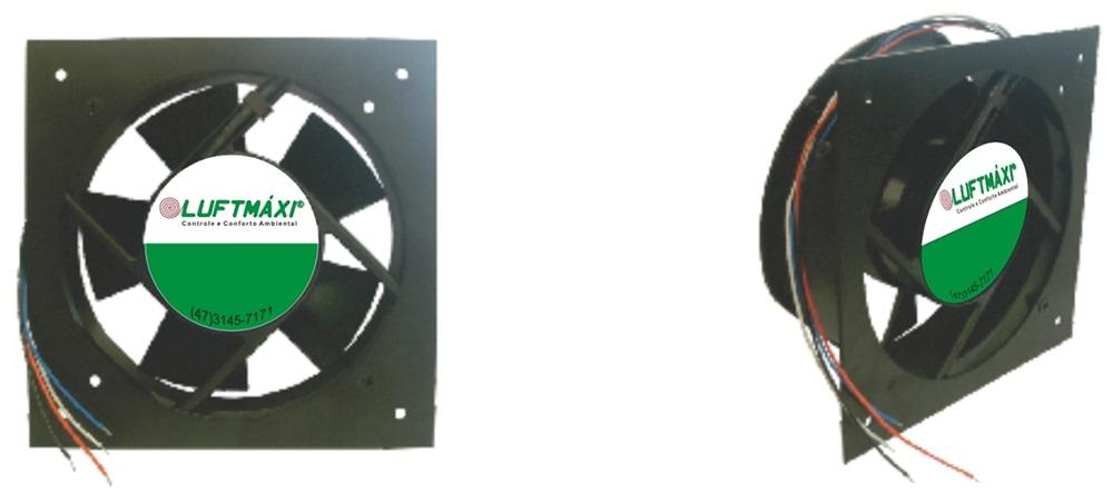 Microventilador LUF 17251DV-HB-MASC