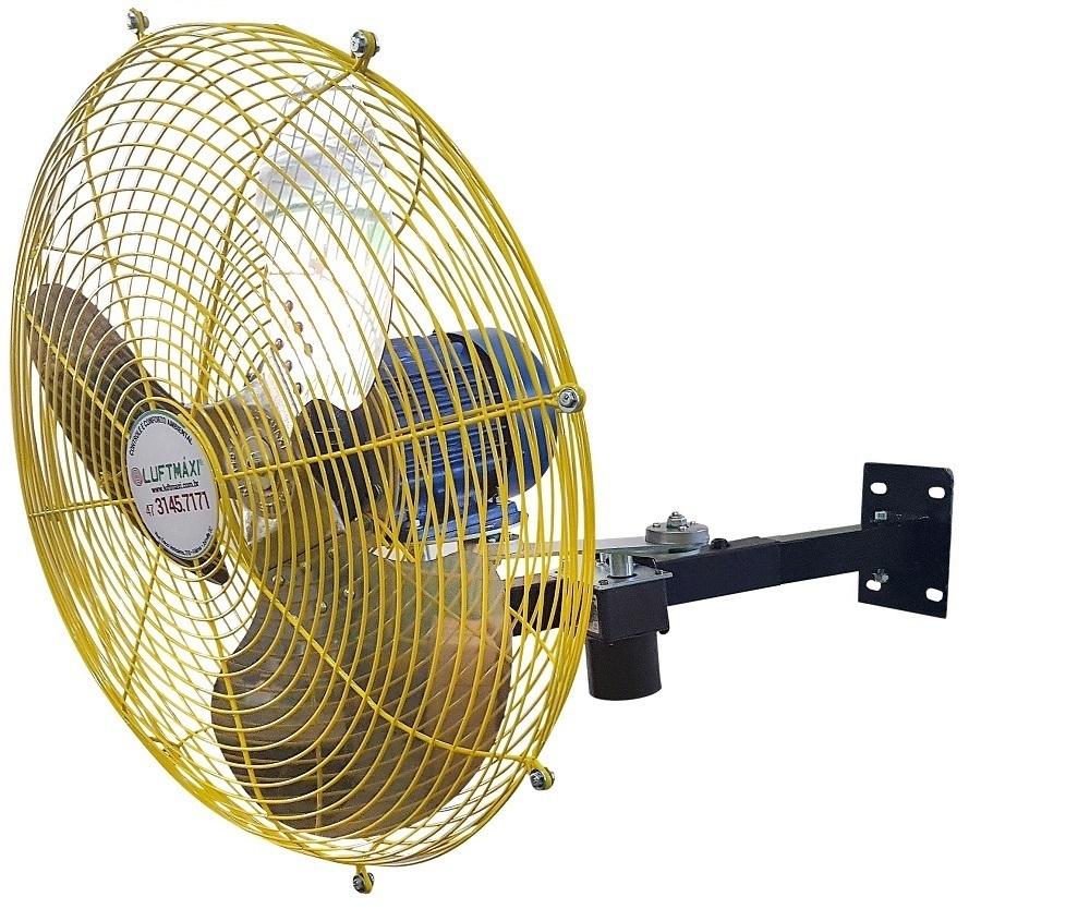 Ventilador Axial Industrial VL600 - M4   Parede Oscilante