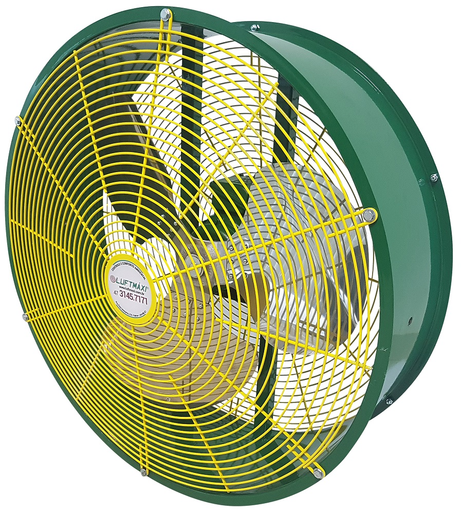Ventilador Axial Industrial VL800 - M4