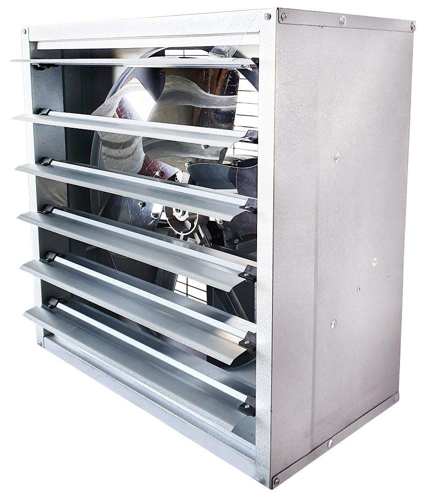 Ventilador Axial Quadrado - Direto