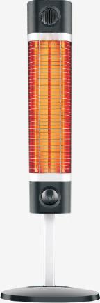 Aquecedores Elétricos - Linha Comercial - Modelo LUFT2500