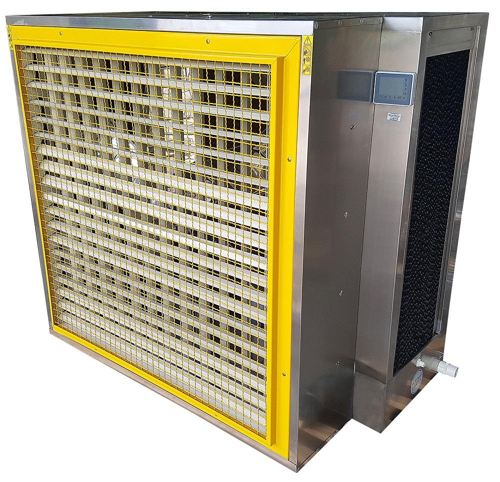 Climatizador Evaporativo - LF44500 - Móvel- INOX