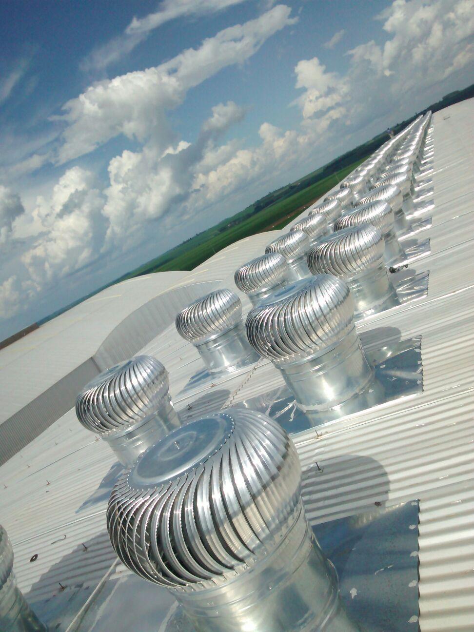 Exaustor Eólico - LM-60 Gold Standard Translucido