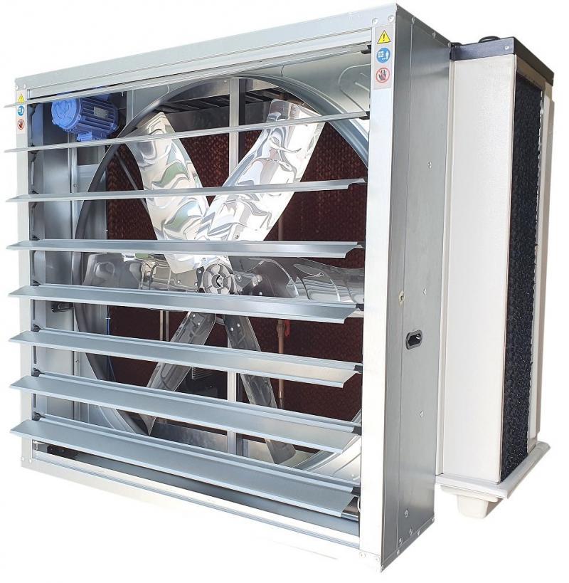 Climatizador Evaporativo - LF44500 - Parede - Auto Fechante