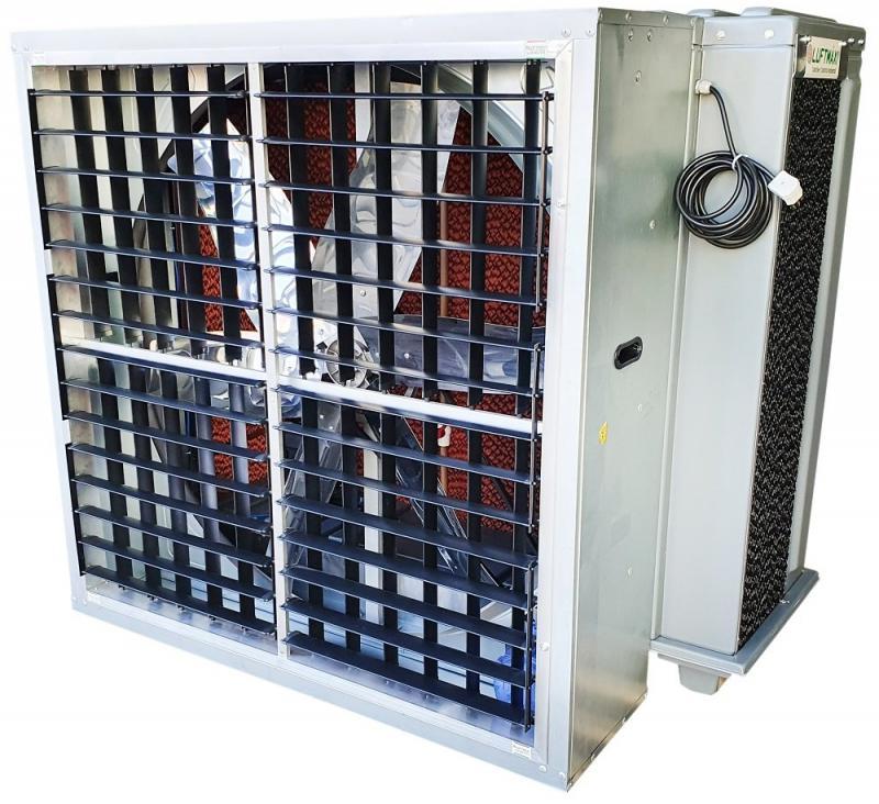 Climatizador Evaporativo - LF44500 - Parede - Standard