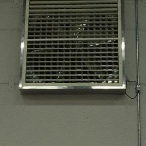 Climatizador evaporativo de parede