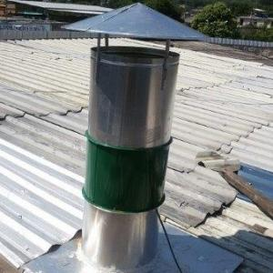 Exaustor de telhado