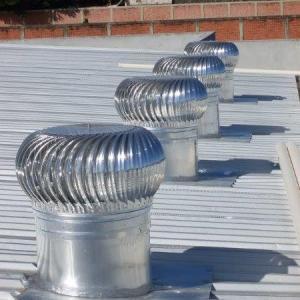 Exaustores de ar industrial