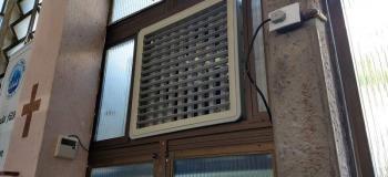 Climatizador evaporador tipo industrial