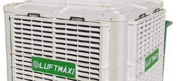 Climatizador grande portátil
