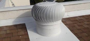 Exaustor eólico residencial